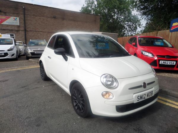 2012 (12) Fiat 500 0.9 TwinAir 3dr For Sale In Loughborough, Leicestershire