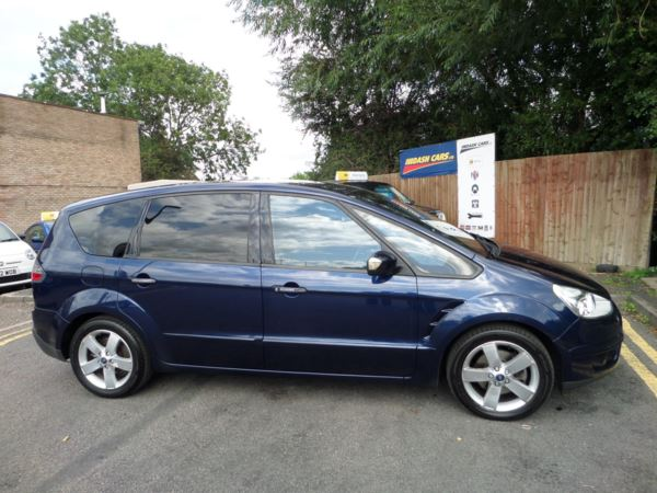 2008 (58) Ford S-MAX 1.8 TDCi Titanium 5dr For Sale In Loughborough, Leicestershire
