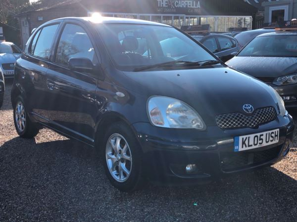 2005 (05) Toyota Yaris 1.3 VVT-i Colour Collection 5dr For Sale In Kings Langley, Hertfordshire