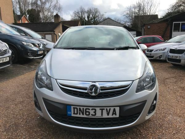 2013 (63) Vauxhall Corsa 1.2 SXi 3dr [AC] For Sale In Kings Langley, Hertfordshire