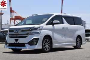 2016 (66) Toyota VELLFIRE ALPHARD 3.5 V6 Automatic EXECUTIVE LOUNGE Pearl White Black Leather GRADE 5 For Sale In Uxbridge, West London