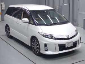 2013 (13) Toyota ESTIMA AERAS 2.4 VVTi Automatic Captain Seats DVD Camera Grade 4.5/B Alphard For Sale In Uxbridge, West London
