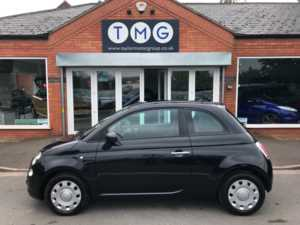 2012 (12) Fiat 500 1.2 Pop 3dr [Start Stop] For Sale In Rainworth, Mansfield