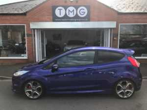 2014 (64) Ford Fiesta 1.6 EcoBoost ST-2 3dr For Sale In Rainworth, Mansfield
