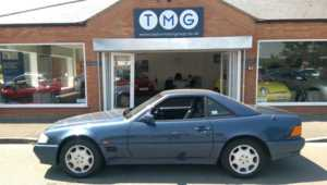 1992 (K) Mercedes-Benz SL Series 300 SL Auto For Sale In Rainworth, Mansfield