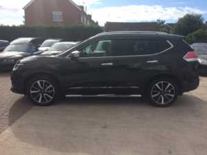 2014 (64) Nissan X-Trail 1.6 dCi Tekna 5dr [7 Seat] For Sale In Rainworth, Mansfield