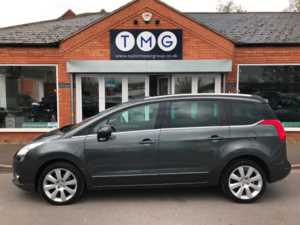 2013 (63) Peugeot 5008 1.6 HDi 115 Allure 5dr For Sale In Rainworth, Mansfield