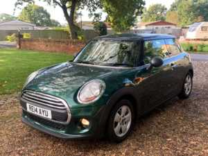 2014 14 MINI HATCHBACK 1.2 One 3dr 3 Doors HATCHBACK
