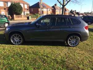 2013 63 BMW X1 xDrive 20d M Sport 5dr Step Auto 5 Doors Estate