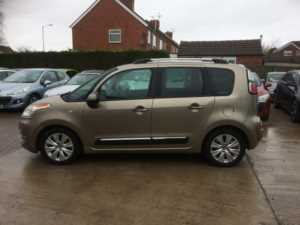 2010 (10) Citroen C3 Picasso 1.6 HDi 16V Exclusive 5dr For Sale In Rainworth, Mansfield