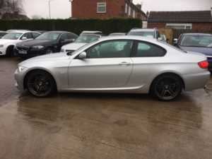 2011 (61) BMW 3 Series 330d M Sport 2dr Step Auto For Sale In Rainworth, Mansfield