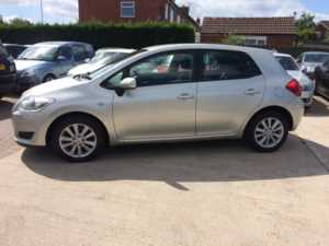 2007 (57) Toyota Auris 2.0 D-4D T Spirit For Sale In Rainworth, Mansfield