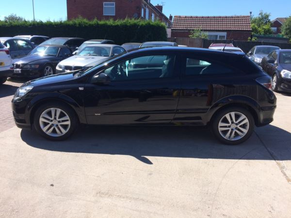 2008 (08) Vauxhall Astra 1.4i 16V SXi 3dr For Sale In Rainworth, Mansfield