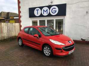 2008 (08) Peugeot 207 1.4 HDi S 3dr For Sale In Rainworth, Mansfield