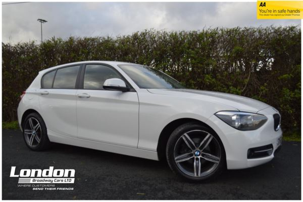 2012 (62) BMW 1 Series 116i Sport 5dr For Sale In West Hendon, Greater London