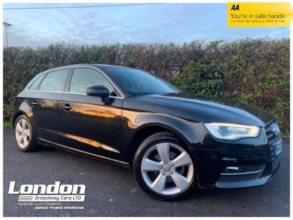 2013 (63) Audi A3 1.4 TFSI Sport 5dr For Sale In West Hendon, Greater London