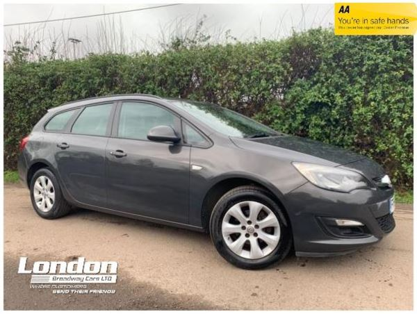2015 (64) Vauxhall Astra 1.6i 16V Design 5dr Auto For Sale In West Hendon, Greater London
