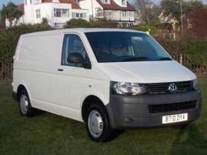 2010 (10) Volkswagen Transporter 2.0 TDI 102PS Van For Sale In Broadstairs, Kent