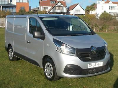 2014 (64) Renault Trafic SL27dCi 115 Business+ Van For Sale In Broadstairs, Kent
