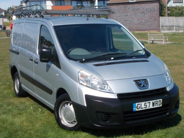 2008 (57) Peugeot Expert 1000 1.6 HDi 90 H1 Van For Sale In Broadstairs, Kent