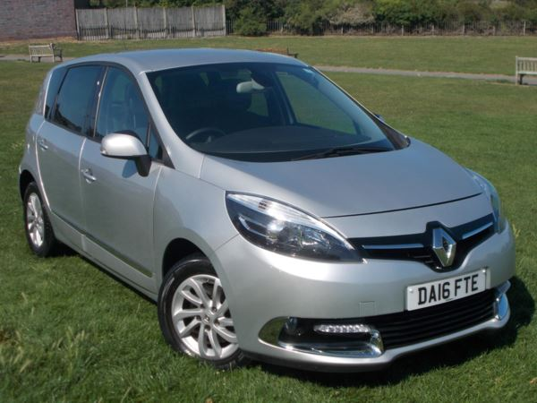 2016 (16) Renault Scenic 1.5 dCi Dynamique Nav 5dr For Sale In Broadstairs, Kent