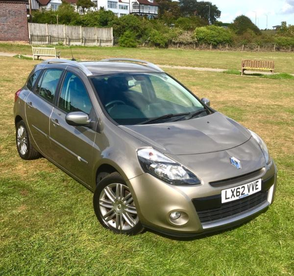 2012 (62) Renault Clio 1.2 TCE Dynamique TomTom 5dr For Sale In Broadstairs, Kent