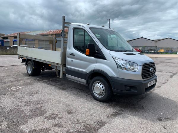 2015 (15) Ford Transit 350 LWB Dropside Lorry For Sale In Witney, Oxfordshire