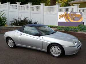 2003 52 Alfa Romeo Spider2.0 UNKNOWN Doors Convertible