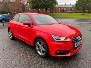 2016 66 Audi A1 1.0 TFSI Sport 3dr 3 Doors HATCHBACK