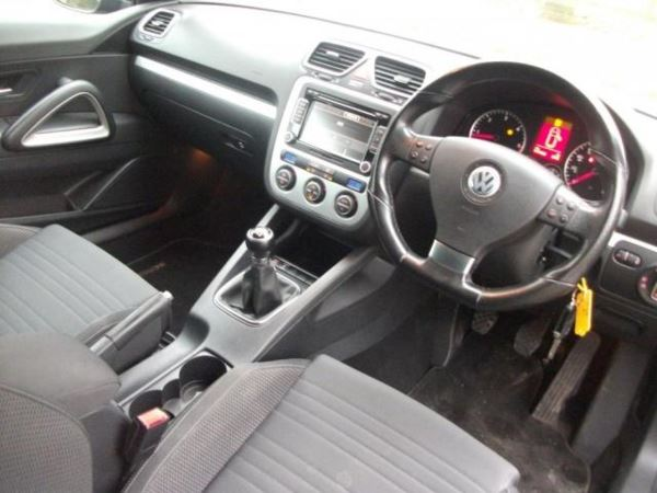 2009 (09) Volkswagen Scirocco 2.0 TDI GT 3dr TOP SPEC WARRANTY INCLUDED =LOW INSURANCE LOW TAX For Sale In Leicester, Leicestershire