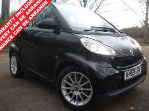 2009 59 smart fortwo coupe Passion mhd 2dr Auto WARRANTY INCLUDED FREE 2 Doors City-Car
