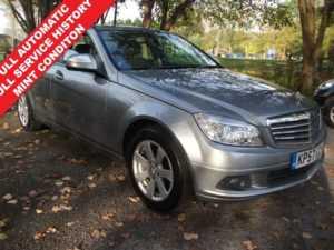 2007 57 Mercedes-Benz C Class C200K SE 4dr Auto+IDEAL FAMILY CAR+12 MONTHS MOT+NATIONWIDE WARRANTY 4 Doors Saloon