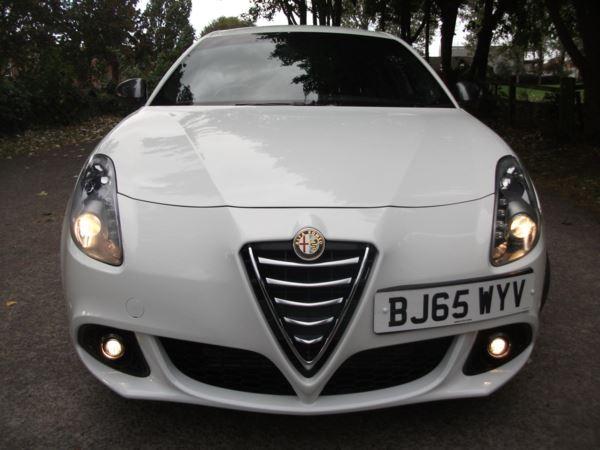 2015 (65) Alfa Romeo Giulietta Alfa Romeo 1.4 TB MultiAir QV Line 5dr+ 6 Speed +12 Months MOT+SatNav For Sale In Leicester, Leicestershire