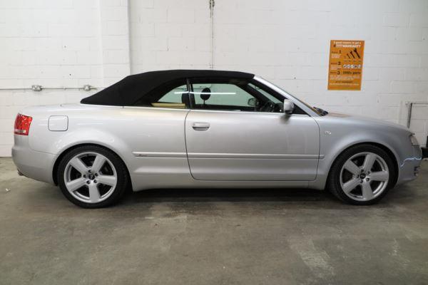 2006 (56) Audi A4 3.2 FSI Quattro S Line 2dr For Sale In Nelson, Lancashire