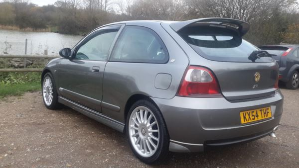 2004 (54) MG ZR 2.0TD + 3dr For Sale In Waltham Abbey, Essex