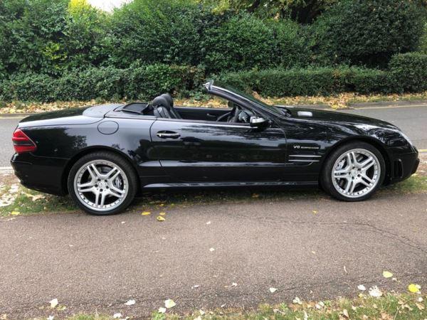 2007 (57) Mercedes-Benz SL Series SL 55 AMG [517] 2dr Tip Auto original pace car For Sale In Waltham Abbey, Essex