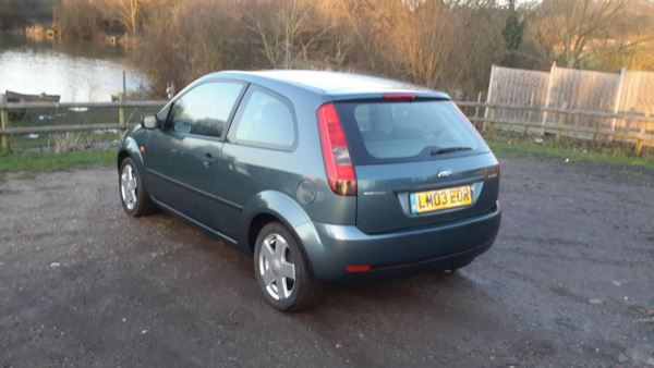 2003 (03) Ford Fiesta 1.4 Zetec 3dr For Sale In Waltham Abbey, Essex