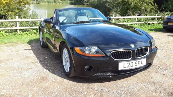 2004 (54) BMW Z4 2.2i SE 2dr Auto For Sale In Waltham Abbey, Essex