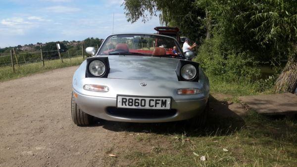 1997 (R) Mazda MX-5 1.8i Harvard 2dr For Sale In Waltham Abbey, Essex