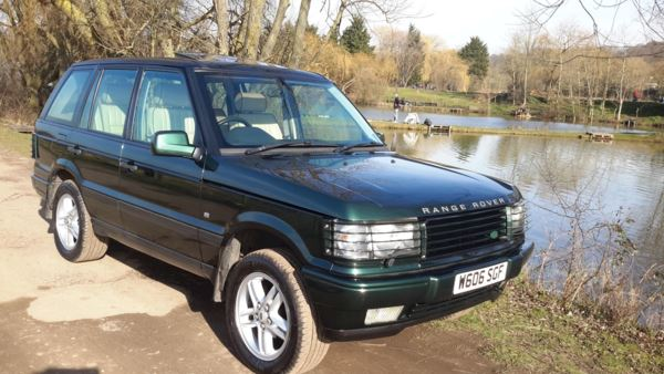 2000 (W) Land Rover Range Rover 4.6 Vogue 4dr Auto For Sale In Waltham Abbey, Essex