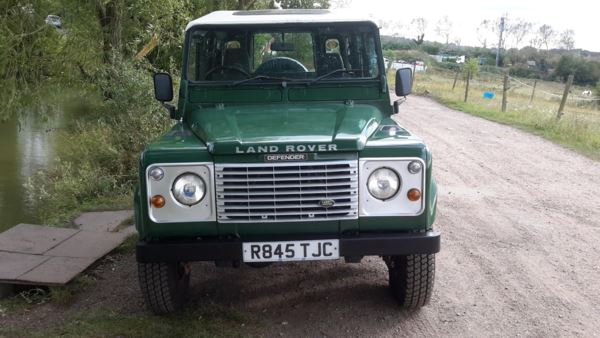 1997 (R) Land Rover Defender 110 300 series county Stn Wagon 12 Seats Tdi For Sale In Waltham Abbey, Essex