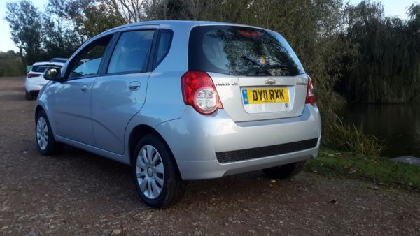 2011 (11) Chevrolet Aveo 1.2 LS 5dr For Sale In Waltham Abbey, Essex