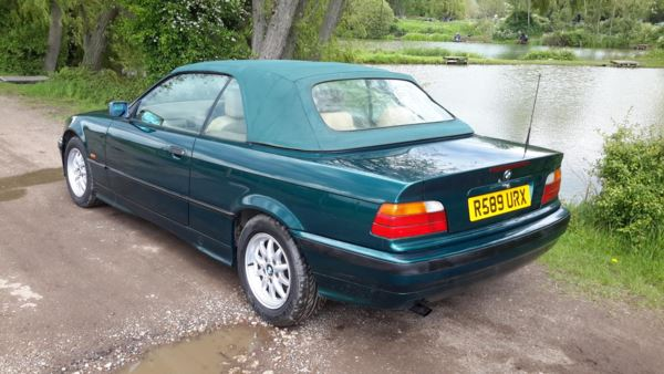 1997 (R) BMW 3 Series 318i 2dr Auto For Sale In Waltham Abbey, Essex