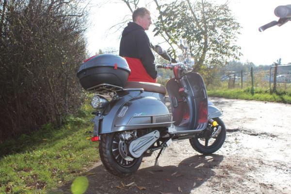 2020 (70) Vespa Retro EV2000 Scooter For Sale In Waltham Abbey, Essex