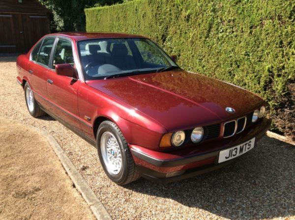 1991 (J) BMW 5 Series 520i SE 4dr Auto For Sale In Waltham Abbey, Essex