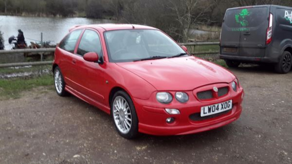 2004 (04) MG ZR 1.8 VVC 160 3dr For Sale In Waltham Abbey, Essex