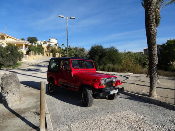 1991 (H) Jeep Wrangler 4.0 2dr hard top left hand drive For Sale In Waltham Abbey, Essex