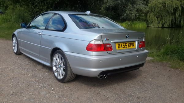 2005 (55) BMW 3 Series 330 Ci M Sport 2dr For Sale In Waltham Abbey, Essex
