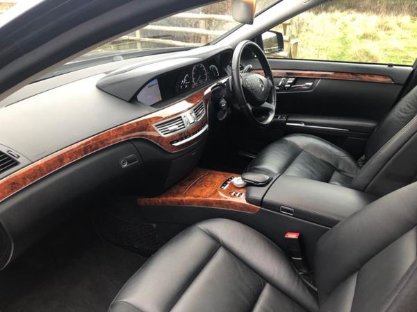 2012 (62) Mercedes-Benz S Class S350 CDi BlueTEC 4dr Auto For Sale In Waltham Abbey, Essex