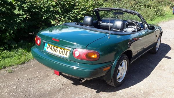 1997 (P) Mazda MX-5 1.6i Monza 2dr For Sale In Waltham Abbey, Essex